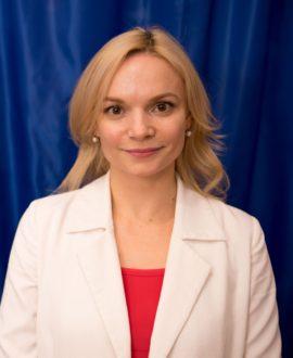 Сазонова Елена Леонидовна